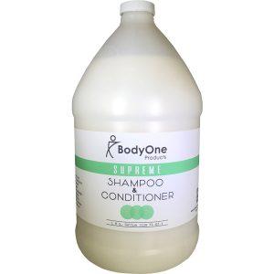 Moisture Supreme Shampoo & Conditioner gallon