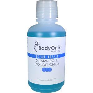 2 in 1 Ocean Breeze Shampoo & Conditioner 18 oz