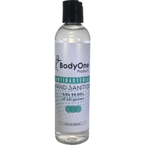 Antibacterial Hand Sanitizer 8 oz.