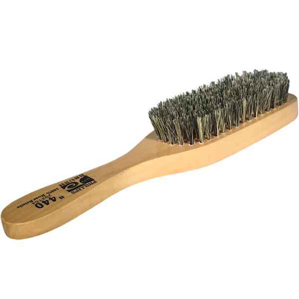100% Natural Boar Bristle Wooden Hair Brush