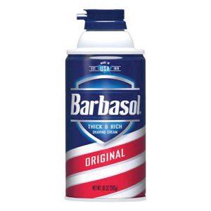 Barbasol Original Shave Cream 10 oz Aerosol