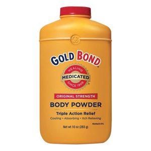 Gold Bond Medicated Original Strength Body Powder 10 oz.