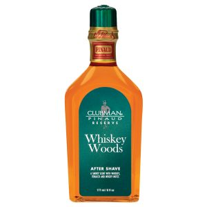 Clubman Reserve Whiskey Woods After Shave Lotion 6 oz