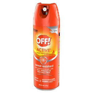 Off! Active Insect Repellent 6 oz.