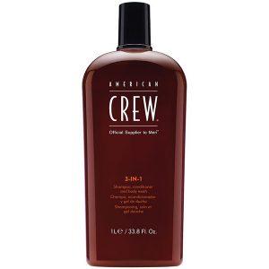 American Crew Daily Shampoo 33.8 oz Bottle