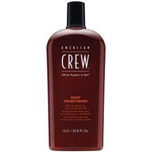 American Crew 3-in-1 Shampoo, Conditioner & Body Wash 33.8 oz Bottle