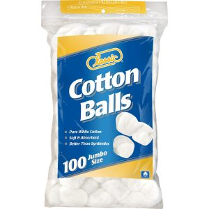 Classic Cotton Ball Triple Size 100 count