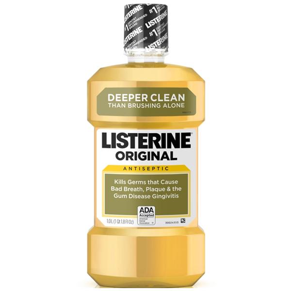Listerine Original 1.5 Liter