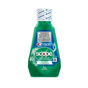 Scope Classic Mouthwash Original Mint 1.21 oz (36ml)