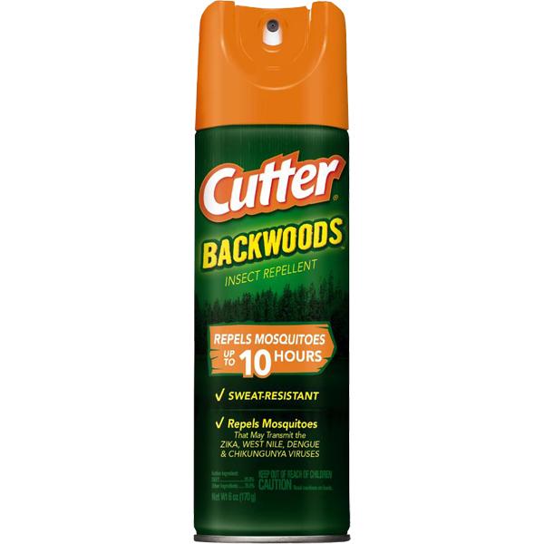 Cutter Backwoods Aerosol Insect Repellent