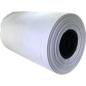 White Poly Multi-Use Roll Bags