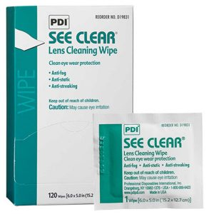 See Clear Lens Wipes