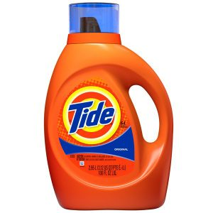 Tide Original Scent Liquid Laundry Detergent 100 oz
