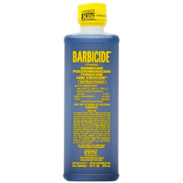 Barbicide Disinfectant 16 oz Concentrate