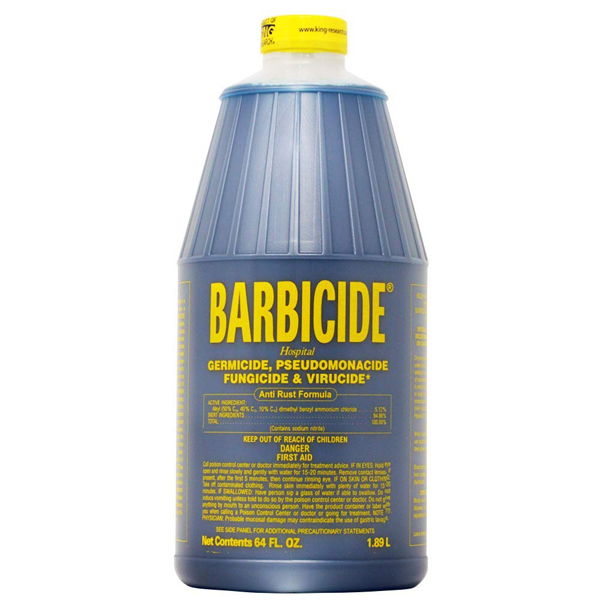 Barbicide Disinfectant 64 oz Concentrate