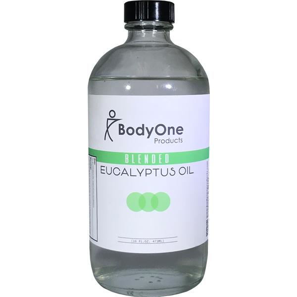 Eucalyptus Oil Blended 16 oz