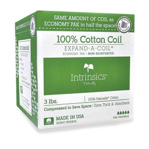 Intrinsics Expand-A-Coil - 100% cotton - nonreinforced 3 lbs