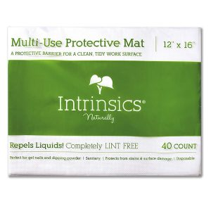Intrinsics Multi-Use Protective Mat 12″ x 16″, all-purpose towel 40 per box