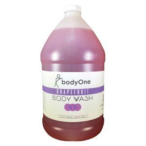 Grapefruit Body Wash gallon