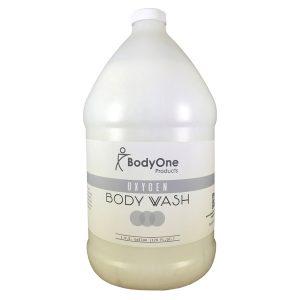 Oxygen Body Wash gallon