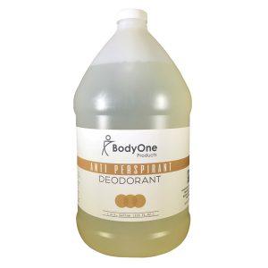 Unisex Anti-Perspirant/Deodorant gallon