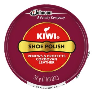 Kiwi Cordovan Shoe Polish Paste