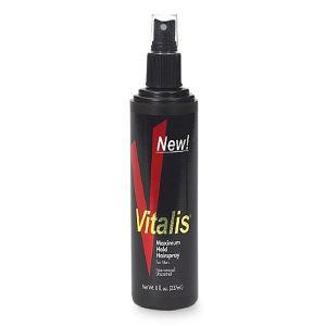 Vitalis Non-Aerosol Hair Spray Unscented 7 oz