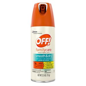 Off! Smooth & Dry Insect Repellent 2.5 oz