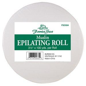 "Fanta Sea Muslin Epilating Roll 3.5""x100yds"