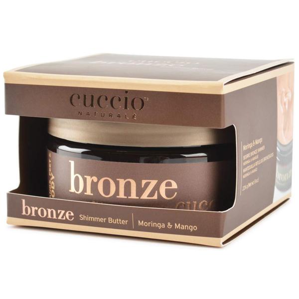 Cuccio Butter Bronze Shimmer (Boxed) 226 G (8 oz.)