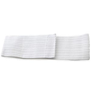 """Intrinsics Disposable Head Bands 2.5"""" wide x 15"""" long white"""