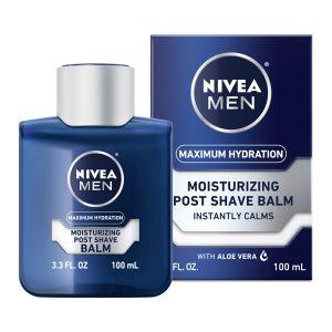 Nivea Men Replenish Post Shave Balm 3.30 oz