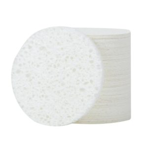 Intrinsics Compressed Sponges 2.5″, white, 75 per unit