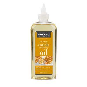 Cuccio Milk & Honey Revitalizing Cuticle Oil 8 oz.