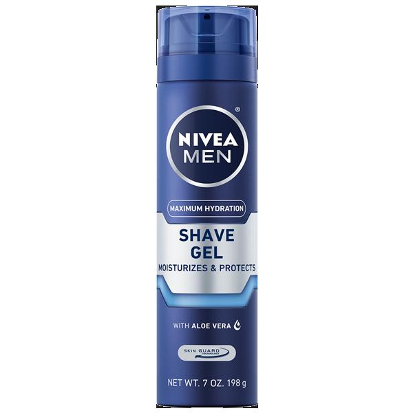 Nivea Maximum Hydration Shave Gel 7 oz